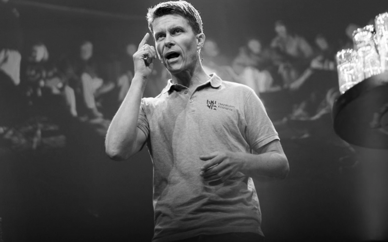 Podcast med Treningslegen Ole Petter Hjelle